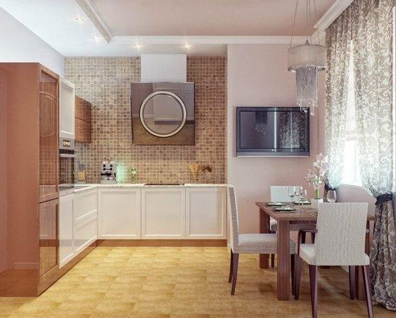 Уникальные кухни на заказ