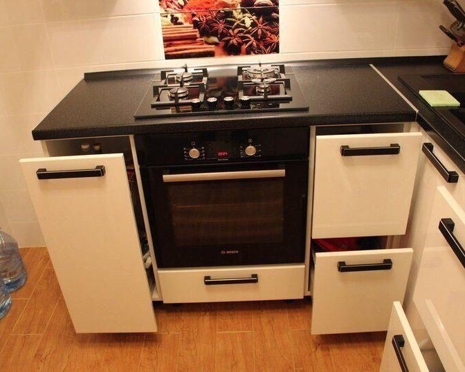 Выдвижные ящики для кухни на заказ