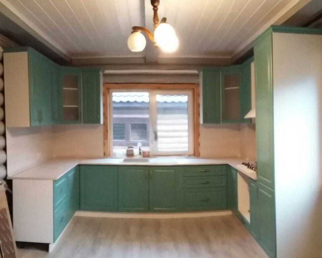 П-образный кухонный гарнитур на заказ