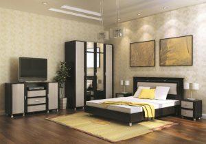 мебель для спальни на заказ
