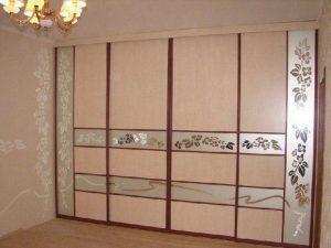 встроенный шкаф-купе на заказ в Казани