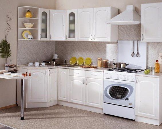 Маленький кухонный гарнитур в хрущевку