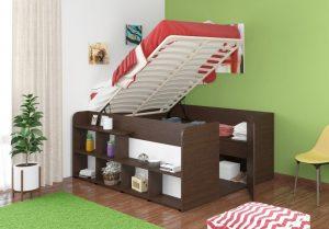 Особенности выбора взрослой и детской кровати