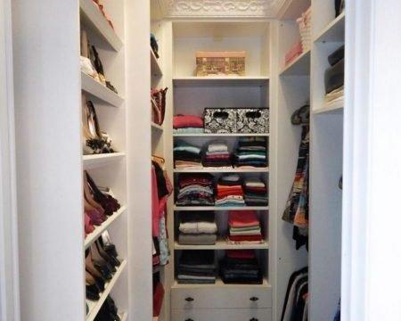 гардеробные комнаты на заказ в казани