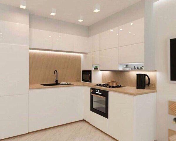 Современный кухонный гарнитур на заказ