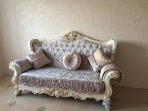 гламурный диван купить