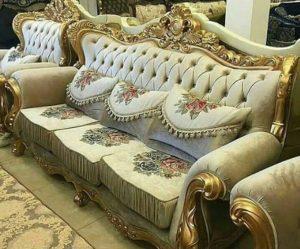 диван с цветами купить