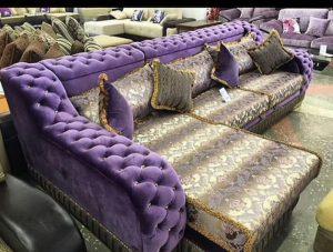 диван с оттоманкой купить