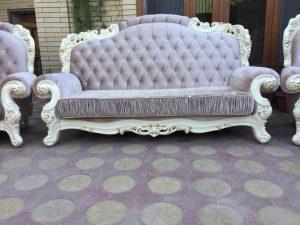 диван с пуговицами купить