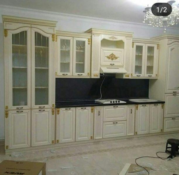 Кухни в классическом стиле в продаже