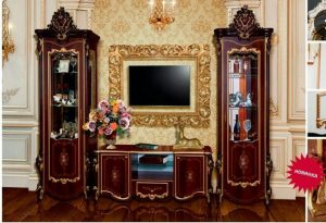 стенка под телевизор в гостиную купить в казани