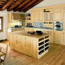 кухни в стиле кантри на заказ в Казани
